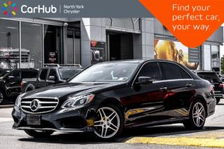 Used 2016 Mercedes-Benz E-Class E 400|AMG.Styling,Sport,Keyless.Go.Pkgs|Pano_Sunroof| for sale in Thornhill, ON