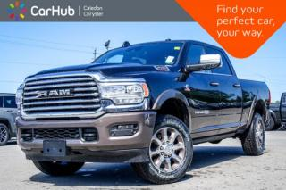 New 2019 RAM 2500 New Truck Laramie Longhorn 4x4|Navi|Blind Spot|R-Start|5th Wheel/Gooseneck|Leather|20