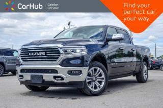New 2019 RAM 1500 New Truck Laramie Longhorn|4x4|Navi|Blind Spot|R-Start|Rear View Camera|Leather|20
