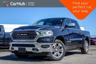 New 2019 RAM 1500 New Truck Longhorn|4x4|Navi|Blind Spot|R-Start|Backup Camera|Leather|Bluetooth|20