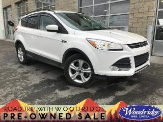 Used 2015 Ford Escape SE for sale in Calgary, AB