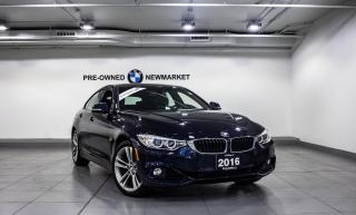 Used 2016 BMW 428i xDrive Gran Coupe -NAV|HEATED STEERING WHEEL| for sale in Newmarket, ON