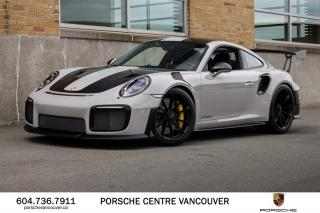 Used 2018 Porsche 911 GT2 RS | PORSCHE CERTIFIED for sale in Vancouver, BC