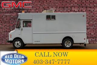 Used 1994 GMC GRUMMAN Olson Utility Van for sale in Red Deer, AB