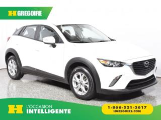 Used 2016 Mazda CX-3 GS for sale in St-Léonard, QC