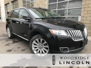 Used 2015 Lincoln MKX for sale in Calgary, AB