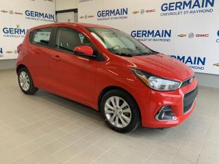 Used 2018 Chevrolet Spark Lt - Apple Car for sale in St-Raymond, QC