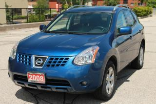 Used 2008 Nissan Rogue SL ONLY 98K | AWD | Sunroof | Leather | CERTIFIED for sale in Waterloo, ON