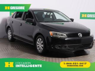 Used 2012 Volkswagen Jetta Trendline+ A/c for sale in St-Léonard, QC