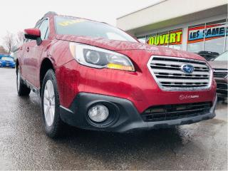 Used 2016 Subaru Outback 3.6R Touring Package for sale in Lévis, QC