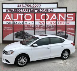 Used 2017 Nissan Sentra 1.8 SV SV-ALL CREDIT ACCEPTED for sale in Scarborough, ON