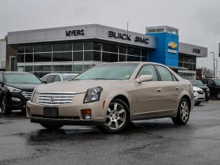 Used 2006 Cadillac CTS for sale in Ottawa, ON
