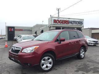 Used 2016 Subaru Forester 2.5i AWD - HTD SEATS - REVERSE CAM for sale in Oakville, ON