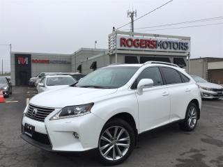 Used 2015 Lexus RX 350 AWD - NAVI - SUNROOF - REVERSE CAM for sale in Oakville, ON