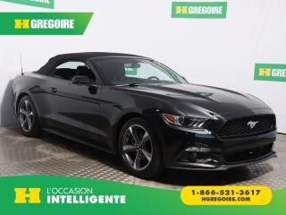 Used 2017 Ford Mustang V6 A/C MAGS CAM for sale in St-Léonard, QC