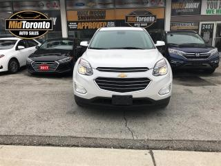 Used 2017 Chevrolet Equinox LT AWD for sale in North York, ON