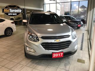 Used 2017 Chevrolet Equinox AWD | No Accidents | Excellent Condition for sale in North York, ON
