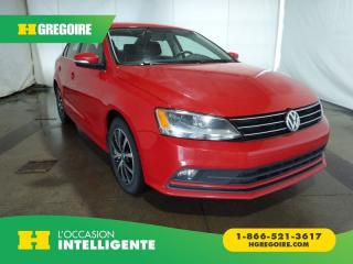 Used 2015 Volkswagen Jetta COMFORT TOIT CAMERA for sale in St-Léonard, QC