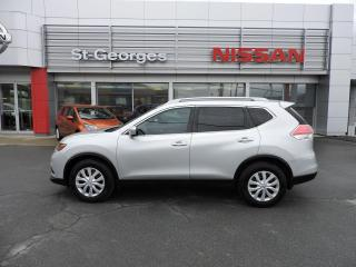 Used 2015 Nissan Rogue 4 portes S, Traction avant for sale in St-Georges, QC
