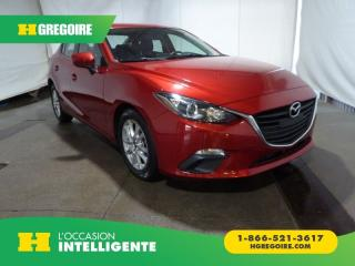 Used 2014 Mazda MAZDA3 Gs-Sky Camera for sale in St-Léonard, QC
