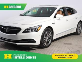 Used 2018 Buick LaCrosse PREMIUM CUIR TOIT for sale in St-Léonard, QC