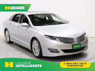 Used 2015 Lincoln MKZ 4DR SDN AWD CUIR for sale in St-Léonard, QC