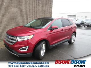 Used 2016 Ford Edge 4 portes SEL, Traction avant for sale in Gatineau, QC