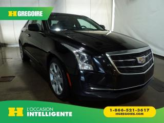 Used 2015 Cadillac ATS Standard AWD for sale in St-Léonard, QC