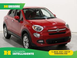 Used 2016 Fiat 500 X SPORT AWD A/C GR for sale in St-Léonard, QC