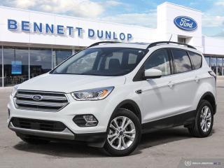 Used 2018 Ford Escape SEL for sale in Regina, SK