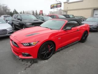 Used 2015 Ford Mustang GT Convertible Cuir Navi Ecran8'' a vend for sale in Laval, QC