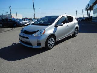 Used 2014 Toyota Prius c Base,bluetooth,a for sale in Mirabel, QC