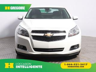 Used 2013 Chevrolet Malibu LT A/C GR ELECT for sale in St-Léonard, QC