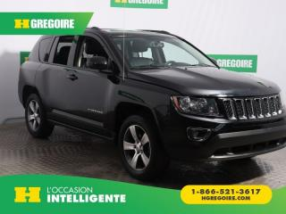 Used 2017 Jeep Compass High Altitude for sale in St-Léonard, QC