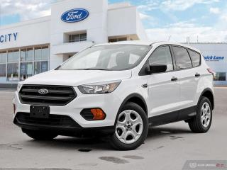 Used 2019 Ford Escape S for sale in Winnipeg, MB
