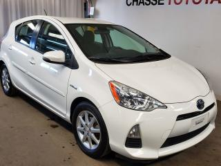 Used 2013 Toyota Prius c Grp Tech for sale in Montréal, QC