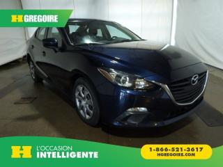 Used 2016 Mazda MAZDA3 G GRP LECTRIQUE for sale in St-Léonard, QC