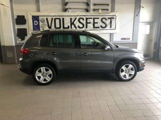 Used 2015 Volkswagen Tiguan COMFORTLINE for sale in Lasalle, QC
