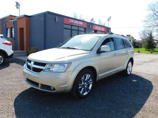Used 2010 Dodge Journey SXT|7PASSENGER|BLUETOOTH|REMOTE AUTO START for sale in St. Thomas, ON