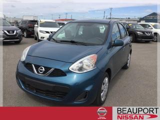 Used 2015 Nissan Micra 1.6 SV ***GARANTIE PROLONGÉE*** for sale in Beauport, QC