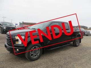 Used 2017 Ford F-150 Cab SuperCrew 4RM 145 po  SPORT **302A * for sale in Lévis, QC