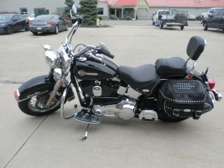 Used 2004 Harley-Davidson Heritage Softail Classic FLSTCI HERITAGE SOFTAIL CLASSIC for sale in Blenheim, ON