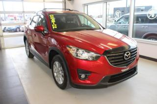 Used 2016 Mazda CX-5 GS AWD TOIT GPS CAMÉRA for sale in Lévis, QC