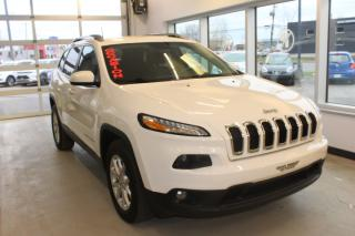 Used 2016 Jeep Cherokee NORTH EDITION 4WD CAMÉRA DE RECUL for sale in Lévis, QC