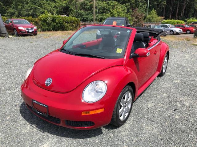 2007 Volkswagen New Beetle Conv PKG1 CONVERTIBLE/REBUILD