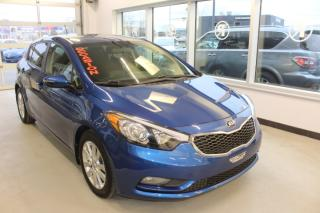 Used 2015 Kia Forte5 LX+ AUTOMATIQUE MAIN LIBRE CELLULAIRE for sale in Lévis, QC