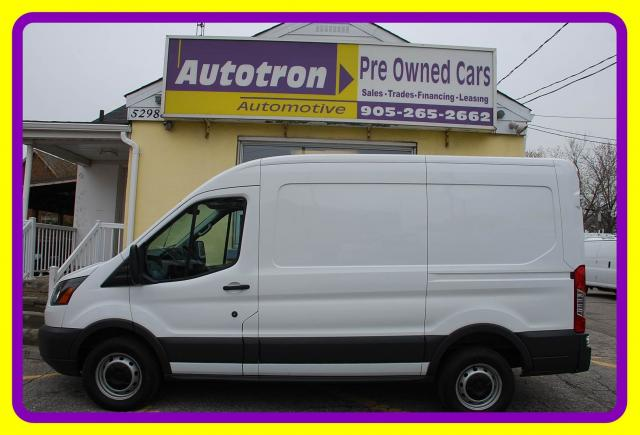 2015 Ford Transit 150 MID ROOF, Loaded, Diesel