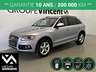 Used 2017 Audi Q5 2.0T KOMFORT QUATTRO ** GARANTIE 10 ANS ** Véhicule comme un neuf! for sale in Shawinigan, QC