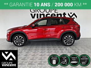 Used 2016 Mazda CX-5 Gt Awd Gar. 10 Ans for sale in Shawinigan, QC
