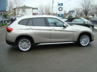 Used 2012 BMW X1 28I XDRIVE PREMIUM for sale in Ste-Thérèse, QC